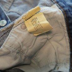 "画像10: LEVI'S 501 DENIM PANTS ""made in USA"" ""INSEAM SINGLE STITCH"" 【W29 程度】 (10)"