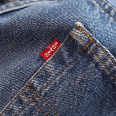 "画像9: LEVI'S 501 DENIM PANTS ""made in USA"" ""INSEAM SINGLE STITCH"" 【W29 程度】 (9)"