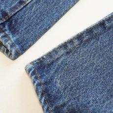 "画像7: LEVI'S 501 DENIM PANTS ""made in USA"" ""INSEAM SINGLE STITCH"" 【W29 程度】 (7)"