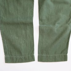 画像11: 50's-60's US MARINE CORPS P-58 COTTON SATEEN UTILITY PANTS (11)