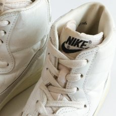 画像12: 80's NIKE PENETRATOR Hi LEATHER SHOES (12)