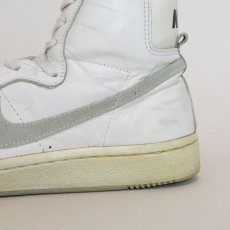 画像11: 80's NIKE PENETRATOR Hi LEATHER SHOES (11)