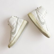 画像2: 80's NIKE PENETRATOR Hi LEATHER SHOES (2)