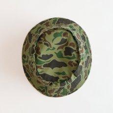 画像4: OLD YA DUCK HUNTER CAMOUFLAGE ROLL-UP BUCKET HAT (4)