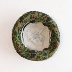 画像5: OLD YA DUCK HUNTER CAMOUFLAGE ROLL-UP BUCKET HAT (5)