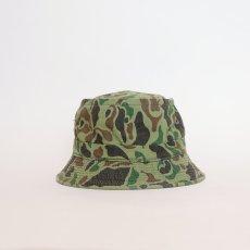 画像3: OLD YA DUCK HUNTER CAMOUFLAGE ROLL-UP BUCKET HAT (3)