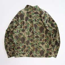 画像2: 60's WESTERN FIELD COTTON DUCK HUNTER CAMOUFLAGE HUNTING JACKET (2)