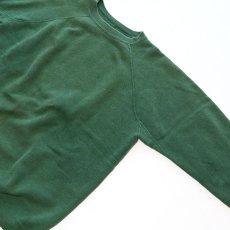 画像3: 60's UNKNOWN BRAND COTTON CREW NECK SWEAT (3)