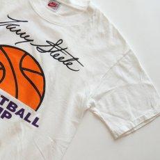 """画像3: 90's NIKE COTTON W-PRINT S/S TEE """"BASKETBALL CAMP 1993"""" (3)"""
