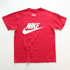 "画像2: 90's NIKE COTTON W-PRINT S/S TEE ""JAMMIN' HOOPS CAMP"" (2)"