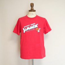 "画像10: 90's NIKE COTTON W-PRINT S/S TEE ""JAMMIN' HOOPS CAMP"" (10)"