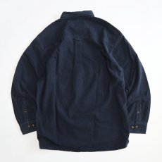 画像2: WOOLRICH COTTON CHAMOIS CLOTH B/D SHIRT (2)