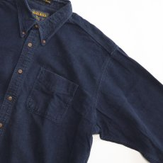 画像3: WOOLRICH COTTON CHAMOIS CLOTH B/D SHIRT (3)