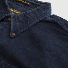 画像4: WOOLRICH COTTON CHAMOIS CLOTH B/D SHIRT (4)