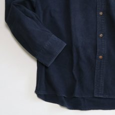 画像5: WOOLRICH COTTON CHAMOIS CLOTH B/D SHIRT (5)