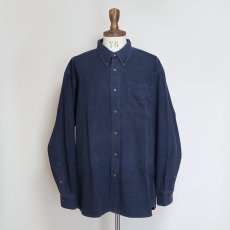 画像7: WOOLRICH COTTON CHAMOIS CLOTH B/D SHIRT (7)