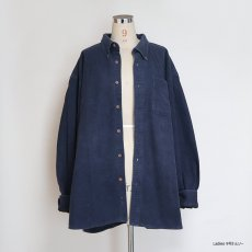 画像8: WOOLRICH COTTON CHAMOIS CLOTH B/D SHIRT (8)