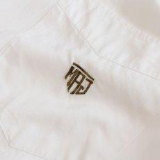 画像6: 〜50's TSURUYA COTTON BROAD DRESS SHIRT (6)