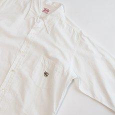 画像3: 〜50's TSURUYA COTTON BROAD DRESS SHIRT (3)