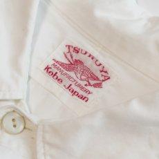 画像7: 〜50's TSURUYA COTTON BROAD DRESS SHIRT (7)