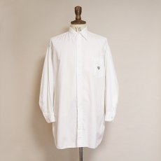 画像11: 〜50's TSURUYA COTTON BROAD DRESS SHIRT (11)