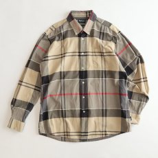 画像1: Barbour COTTON CHECK B/D SHIRT (1)