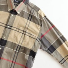 画像3: Barbour COTTON CHECK B/D SHIRT (3)