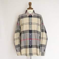 画像8: Barbour COTTON CHECK B/D SHIRT (8)