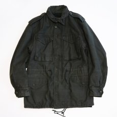 "画像1: 60's US ARMY M-51 COTTON NYLON SATEEN FIELD JACKET ""OVER DYE"" (1)"