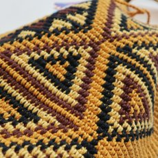 画像5: 【NEW】Unique Batik Carryall Shoulder Bag (5)
