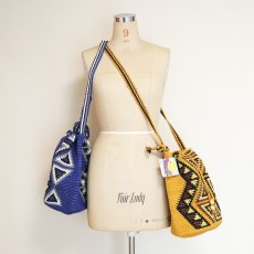 画像7: 【NEW】Unique Batik Carryall Shoulder Bag (7)