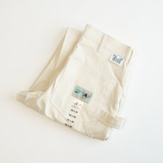 "画像2: 【NEW】Ace Drop Cloth Co. ""TRADESMAN"" UNBLEACHED COTTON TWILL PAINTER PANTS 【W30, W32】 (2)"