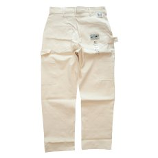 "画像4: 【NEW】Ace Drop Cloth Co. ""TRADESMAN"" UNBLEACHED COTTON TWILL PAINTER PANTS 【W30, W32】 (4)"