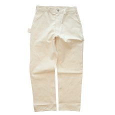 "画像3: 【NEW】Ace Drop Cloth Co. ""TRADESMAN"" UNBLEACHED COTTON TWILL PAINTER PANTS 【W30, W32】 (3)"