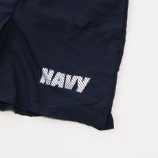 """画像8: US NAVY by New Balance POLYESTER GYM SHORTS """"DEADSTOCK""""【Size : M】 (8)"""