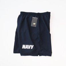 """画像2: US NAVY by New Balance POLYESTER GYM SHORTS """"DEADSTOCK""""【Size : M】 (2)"""
