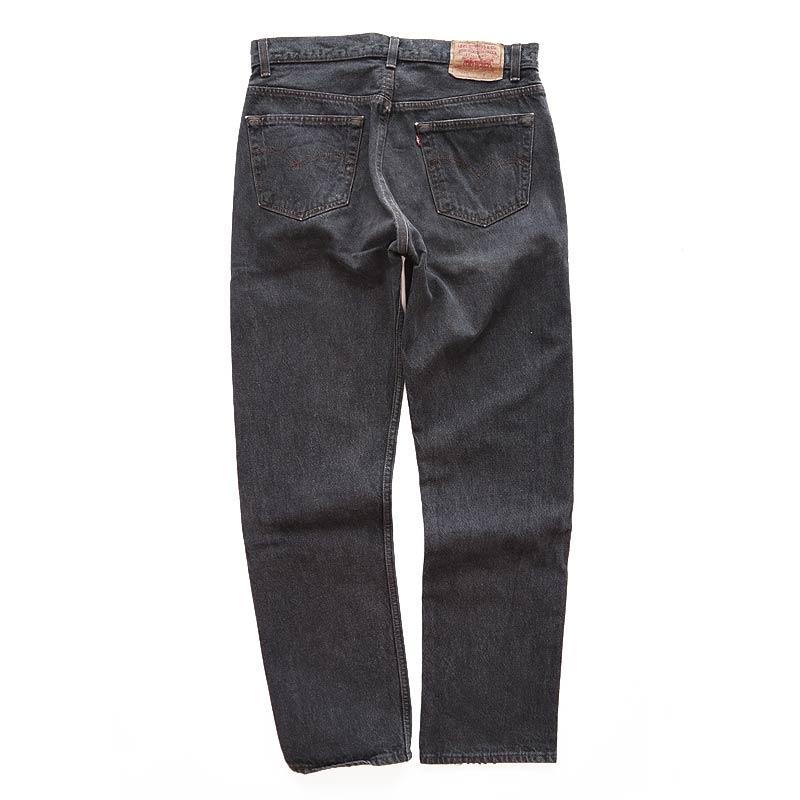 levi s 501 black denim pants made in usa mens メンズ