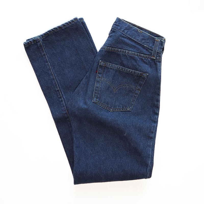 """画像1: 〜80's LEVI'S 501 DENIM PANTS """"RED LINE"""" (1)"""