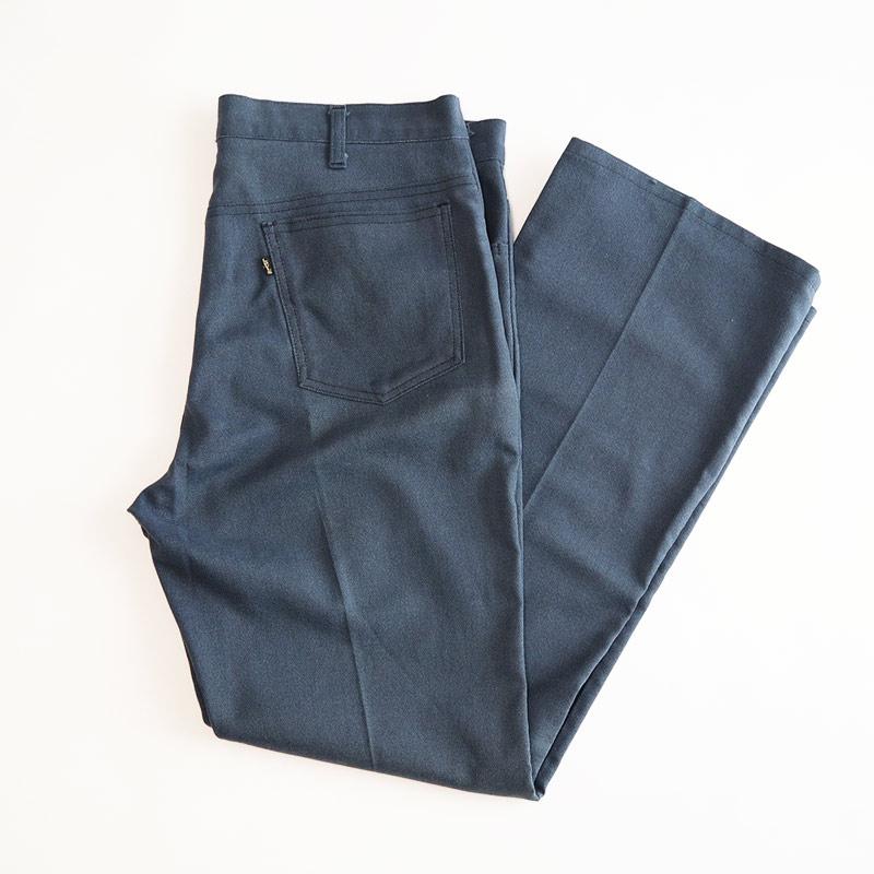 """画像1: Levi's 517 """"STA-PREST"""" HOPSACK BOOTS CUT PANTS (1)"""