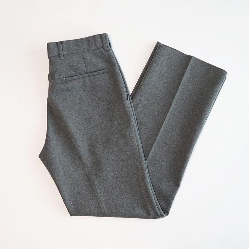 """画像1: 〜90's Levi's """"ACTION SLACKS"""" POLYESTER BOOTS CUT PANTS【W32】 (1)"""