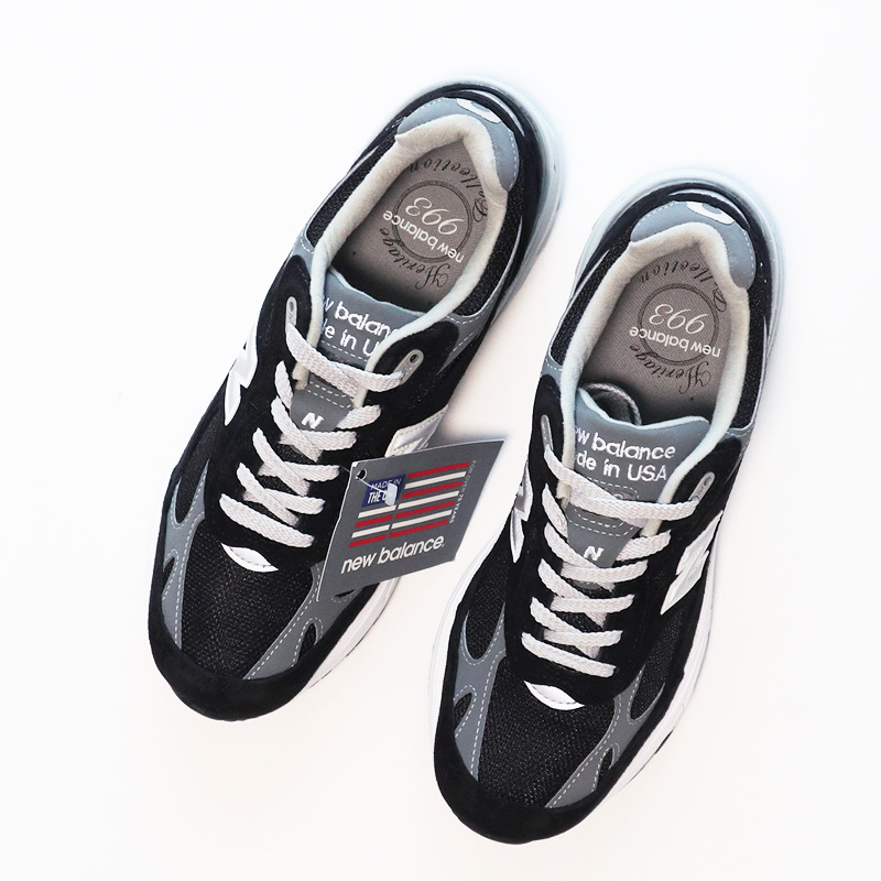 size 40 f1209 08c1b 【NEW】NEW BALANCE 993 RUNNING SHOES