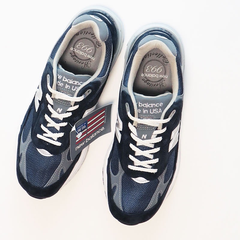 on sale 12807 4240b 【NEW】NEW BALANCE 993 RUNNING SHOES