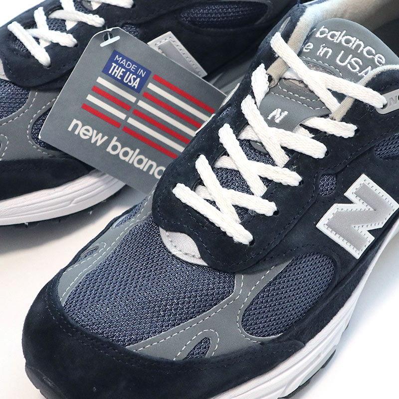 on sale f6697 91614 【NEW】NEW BALANCE 993 RUNNING SHOES