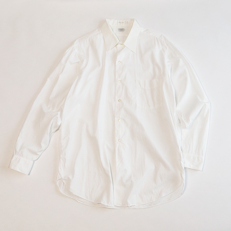 画像1: 〜60's ARROW COTTON BROAD DRESS SHIRT (1)
