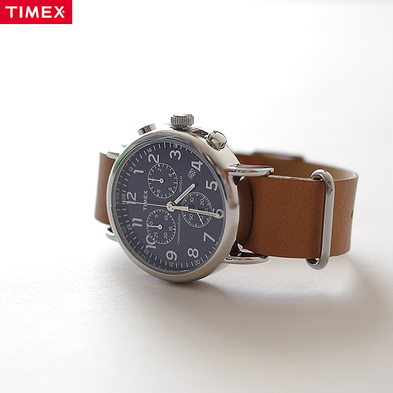 timex weekender chrono how to use
